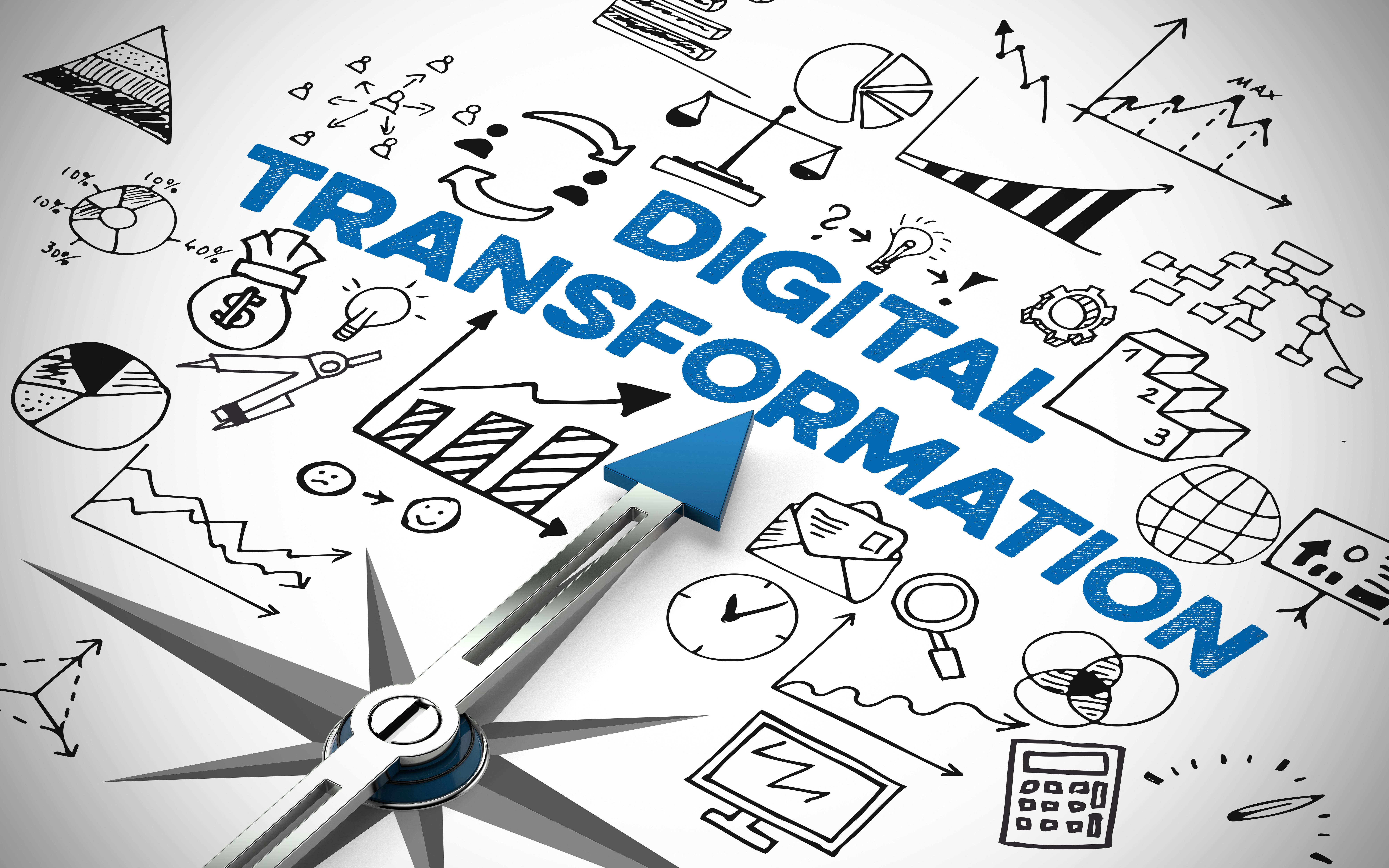 デジタルトランスフォーメーション(DX)とは?